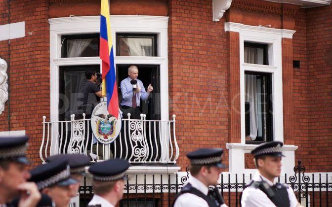 Critical Appraisal of Refuge Provided Julian Assange in Ecuadorian Embassy