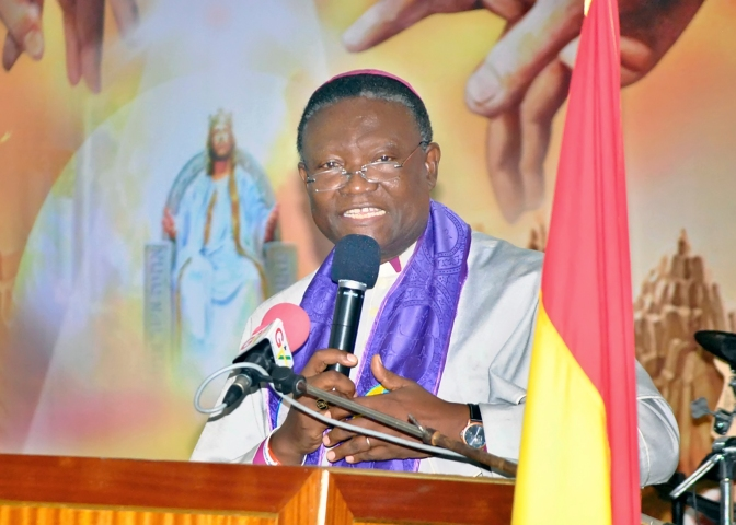 Professor Emmanuel Asante: Service to the Prisoner Is Service to Jesus